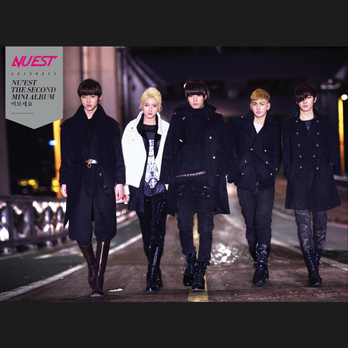 [Mini Album] NU'EST - HELLO [2nd Mini Album]