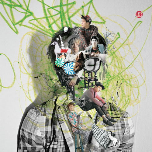 [Album] SHINee - The 3rd Album Chapter 1. Dream Girl - The Misconceptions Of You